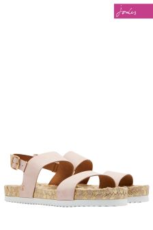 Joules Nude Quayside Sandal
