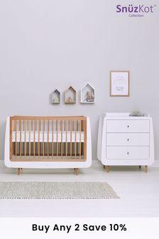 Snüzkot Skandi 2 Piece Nursery Furniture Set