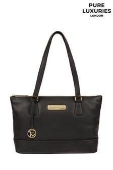 Pure Luxuries London Keira Leather Handbag