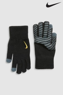 Nike Youth Black Tech Gloves