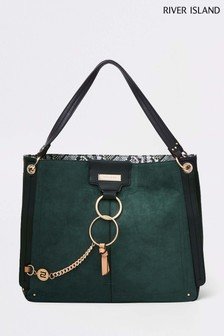 Buy Women s accessories Accessories Green Green Riverisland ... 27c28a77d