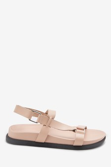 Signature Luxe Footbed Sandals