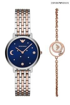 Emporio Armani Kappa Watch Set