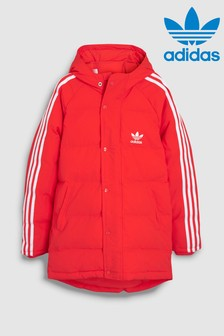 adidas Originals Red Trefoil Jacket