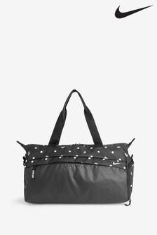 Nike Black Print Radiate Duffel Bag
