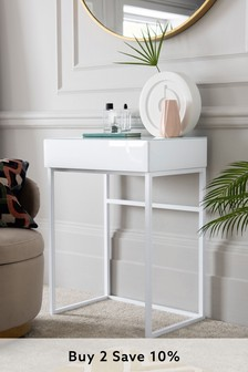 Sloane Compact Dressing Table / Desk
