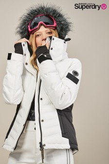 Superdry Luxe Snow Puffa Jacket