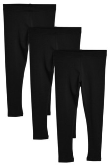 06311ddf3d Leggings Three Pack (3-16yrs)
