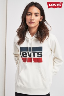Sweat à capuche Levi's® sport graphique
