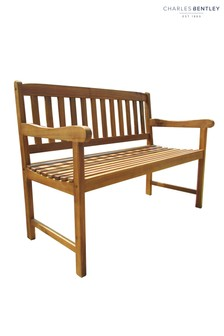 2/3 Seater Garden Bench by Charles Bentley