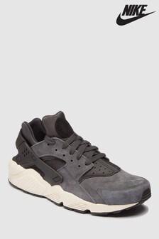 Nike Black Huarache Premium