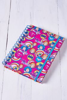 DC Comics Girl Power A5 Notebook