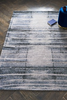 Textured Stripe Rug
