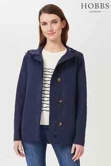 Hobbs Blue Ceira Coat