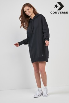 Converse Essentials Hood Dress