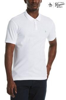 Original Penguin® White Sustainable Polo