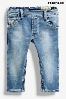 Diesel® Babywear Krooley Tapered Fit Jeans