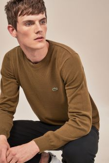 Lacoste® Knitted Crew