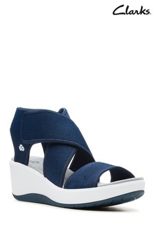 Clarks Blue Step Cali Palm Sandal