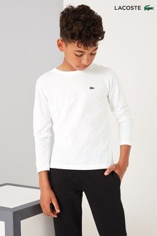 Lacoste® Long Sleeve Classic Tee