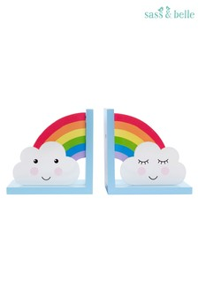 Sass & Belle Rainbow Bookends