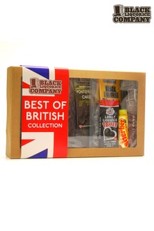 The Best Of British Liquorice Gift Box