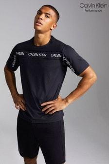 Calvin Klein Black Cooltouch T-Shirt