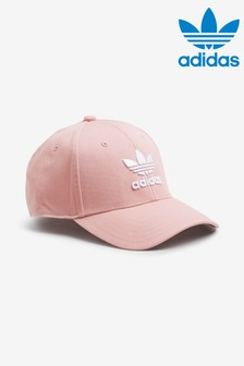 huge discount bc664 d3bb8 adidas Originals Adults Pink Classic Cap