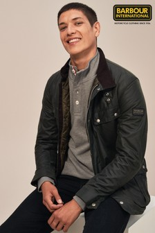 Barbour® International Duke Wax Jacket