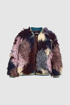 Faux Fur Coat (3-16yrs)