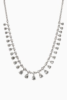 Crystal Effect Sparkle Necklace