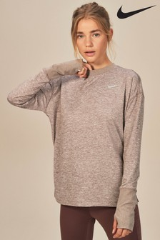 Nike Element Long Sleeve Crew