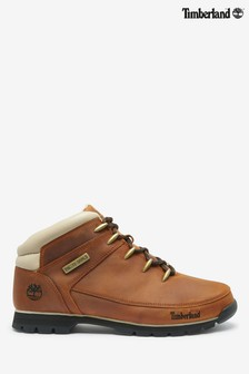 Timberland® Brown Eurosprint Hiker Boots
