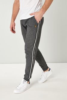 Jogginghose mit Tapedetail