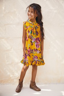 Floral Sundress (3-16yrs)