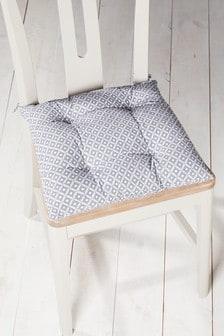 Geometric Seat Pad