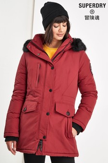 Superdry Red Everest Parka