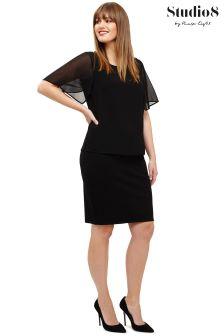 Studio 8 Black Minnie Dress