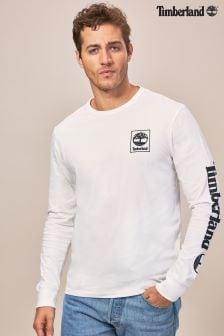 Timberland® Long Sleeve Logo T-Shirt