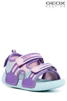 Geox Ultrak Watersea Light Violet Sandal