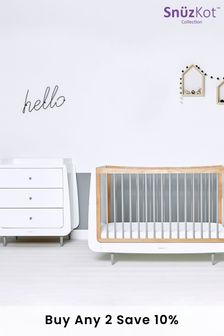 Snüzkot Skandi 2 Piece Nursery Furniture Set