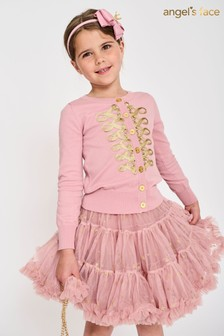 Angel's Face Star Tea Rose Tutu