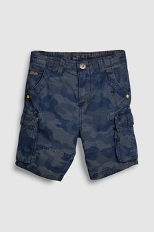 Camo Cargo Shorts (3-16yrs)