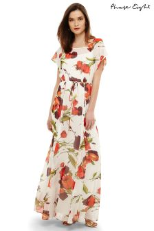 Phase Eight Ivory Multi Candelia Print Maxi Dress