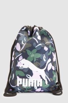Puma® Floral Gymsack
