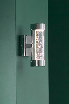Bathroom/Outdoor Bubble Wall Light