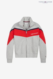 Tommy Hilfiger Girls Sport Track Jacket