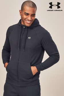 Under Armour Rival Fleece Zip Through Hoody