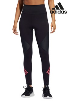 adidas Black Believe This High Rise 7/8 Leggings