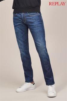 Зауженные джинсы Replay® Anbass